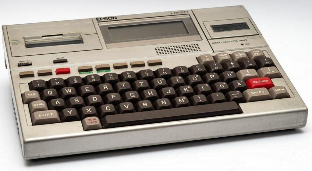 Au début les ordinateur personnel pouvaient ressembler à cà !